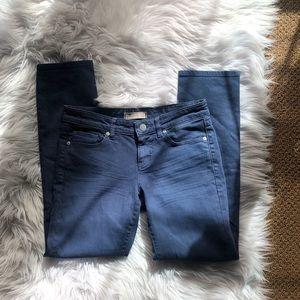 Uniqlo slim fit jeans.